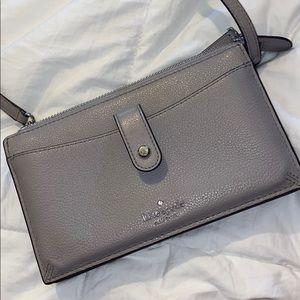 Kate Spade NY Jackson small leather crossbody bag
